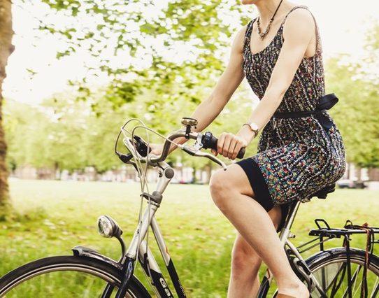 Huit bienfaits que le vélo a sur le corps !